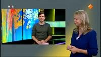 NOS Jeugdjournaal met gebarentolk (ochtenduitzending)